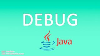 debugging java